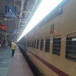 इंदौर से राजेन्द्र नगर पटना के लिए प्रारम्भ हुई त्योहार स्पेशल ट्रेन