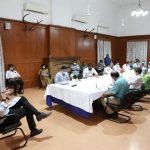 कलेक्टर ने बुलाई नोडल अधिकारियों की बैठक, आदर्श आचार संहिता का सख्ती के पालन कराने के दिए निर्देश
