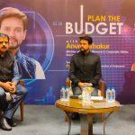 आगामी बजट को लेकर केंद्रीय वित्त राज्यमंत्री ने कारोबारियों से लिए सुझाव