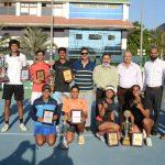 आयुष- हीरक और वैष्णवी- गार्गी  ने युगल खिताब पर जमाया कब्जा