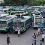 महाराष्ट्र छोड़ तीन राज्यों के लिए बहाल की गई अंतरराज्यीय बस परिवहन सेवा