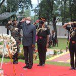 राष्ट्रपति कोविद ने कारगिल विजय दिवस पर शहीद जवानों को अर्पित किए श्रद्धासुमन