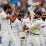 लॉर्ड्स के मैदान पर भारत की ऐतिहासिक जीत, बुमराह- शमी के ऑलराउंड प्रदर्शन से पलटा मैच का पासा