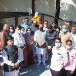 देश के पहले राष्ट्रपति डॉ. राजेंद्र प्रसाद की जयंती पर अर्पित किए गए श्रद्धासुमन