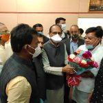 इंदौर में विकसित करेंगे लॉजिस्टिक हब- सीएम शिवराज