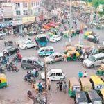 यातायात के अधिक दबाव वाले चौराहों के लिए बनाई गई विशेष कार्ययोजना