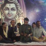 अगनेश्वर महादेव के दरबार में देर रात तक चलता रहा शिव आराधना का सिलसिला