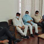 विधायक संजय शुक्ला ने मारी पलटी, अब बोले प्रशासन के साथ हैं, बैठक में बुलाना था बड़ा मुद्दा…!