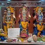 राजेन्द्र नगर में सादगी से मनाया गया प्रभु श्रीराम का प्रकटोत्सव, पूजन व आरती के साथ रामकथा का किया गया वाचन