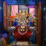 कोरोना काल के चलते सादगी के साथ मनाई गई नृसिंह जयंती, मन्दिर में आम श्रद्धालुओं को नहीं दिया गया प्रवेश
