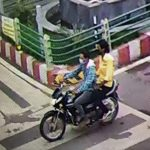 महिलाओं के गले से मंगलसूत्र लूटनेवाले दो आरोपी और खरीददार गिरफ्तार, चोरी की बाइक भी हुई बरामद